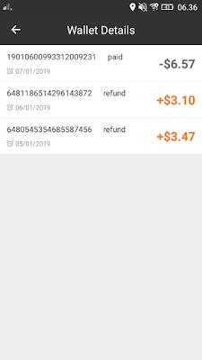 Bayar Gratis dengan Dollar Wallet GB di Aplikasi GearBest Android