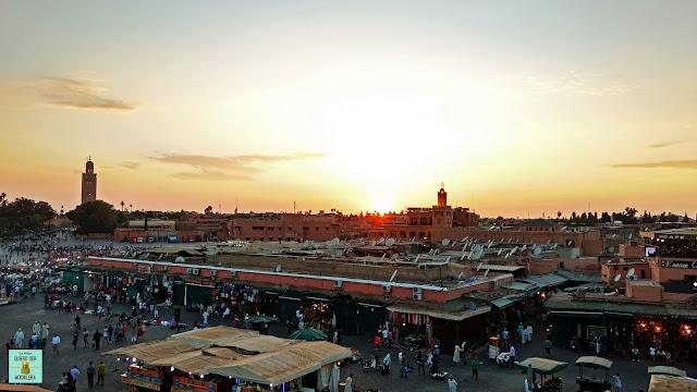 Plaza Jmaa el Fna, Marrakech
