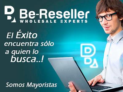 Líder de ventas Be-reseller