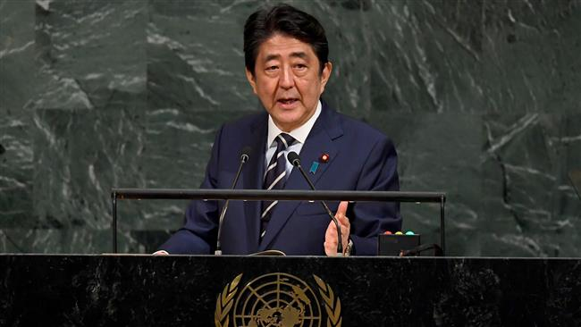 Time for talks with North Korea over: Japanese Prime Minister Shinzo Abe