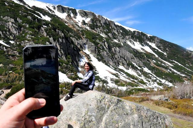 hammer myphone w góry