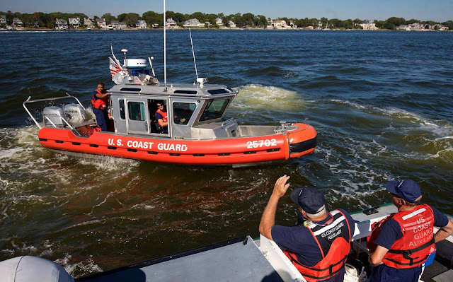 25' RHIB with Launch 5. Photo by Greg Porteus.