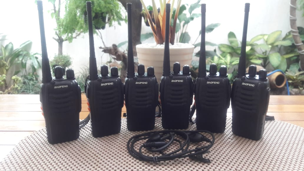 Rental Walkie Talkie harga murah