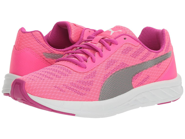 Amazon: Puma Meteor Cross Trainers in pink for only $29 (reg $55) + free shipping!