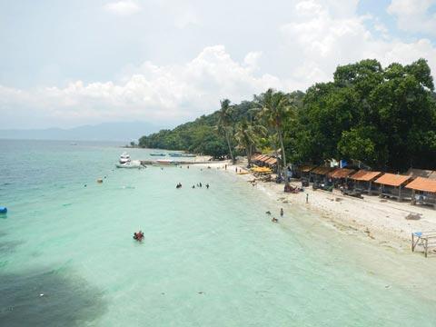 Tiket Masuk Pantai Mutun Lampung
