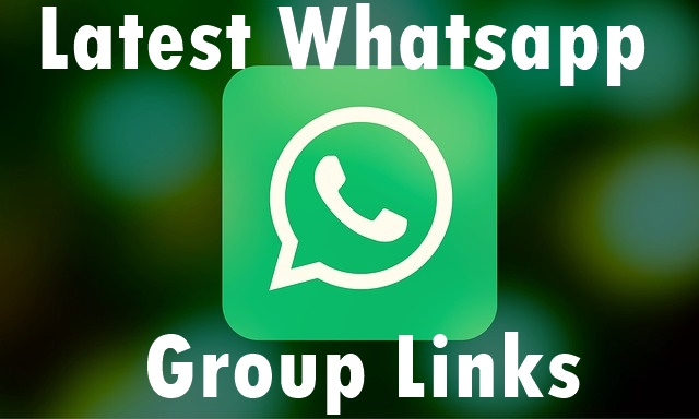 Latest Whatsapp Group Joining Links