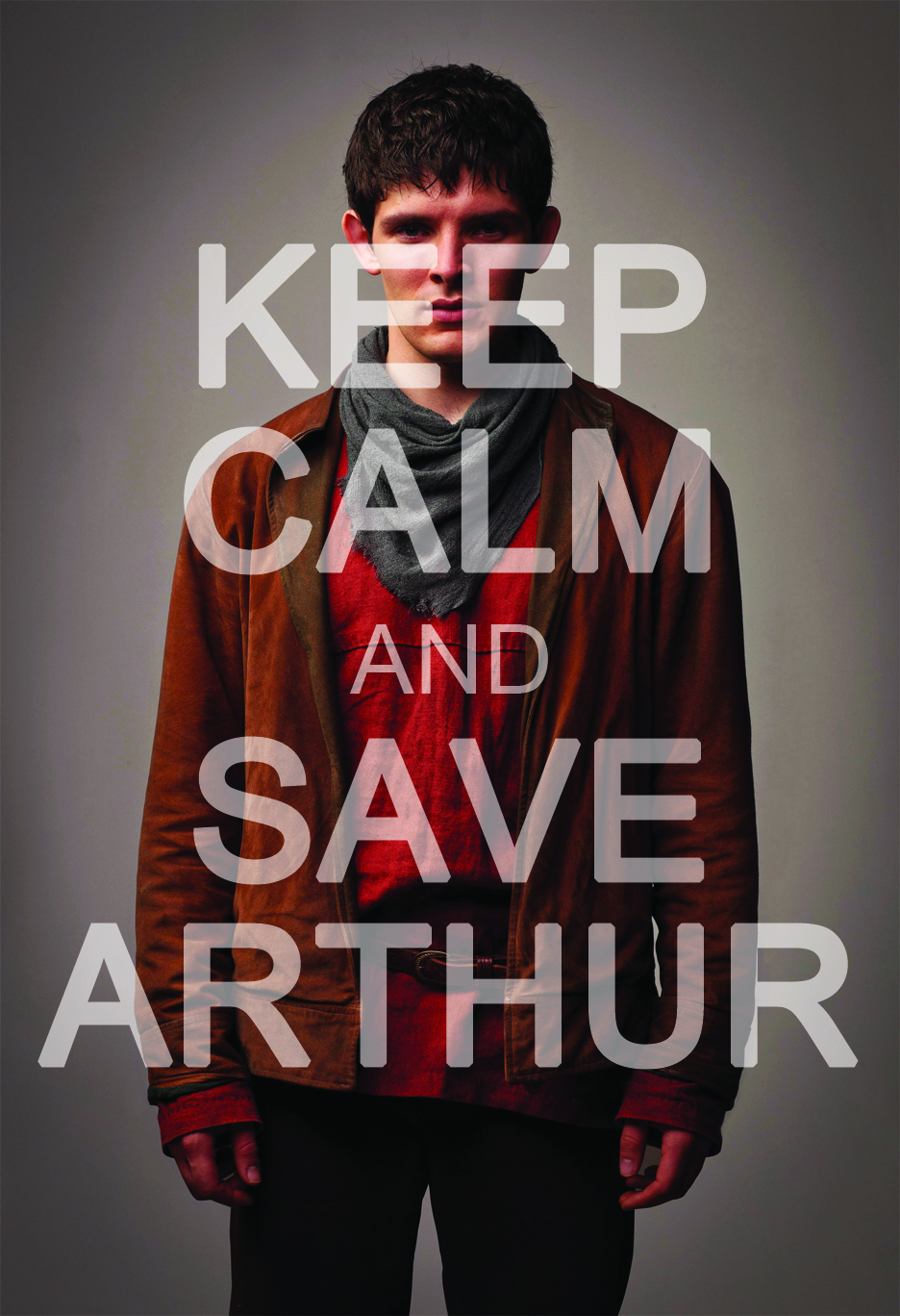 The Whole Annechilada: Merlin and Arthur and Merthur - Oh My!