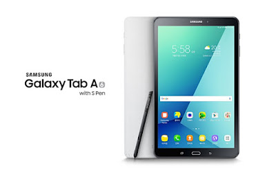 Samsung Galaxy Tab A (2016) with S Pen Announced