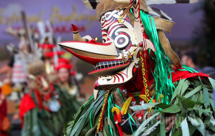 Tari Hudoq, Tarian Tradisional Dari Kalimantan Timur