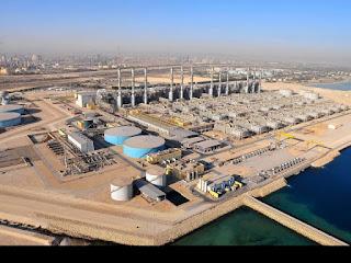 Arabia Saudita: 816 industrie in costruzione