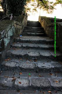staircase, Baluartillo de San Jose, Intramuros, Manila, Philippines