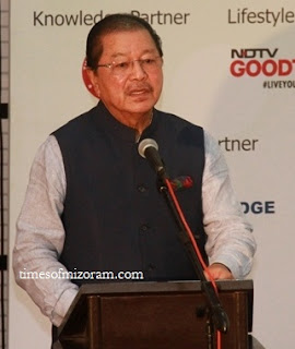 Mizoram Chief Minister Lalthanhawla moveable asset