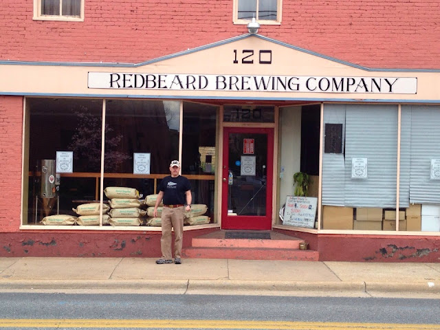 Redbeard Brewing Company Staunton Virginia