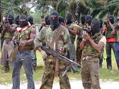 Niger-Delta militants