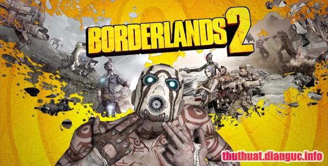 Download game Borderlands 2 Full Cr@ck Fshare