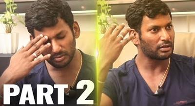 Vishal's Adhiradi Move to Avoid Negative Reviews! | Thupparivalan | Part 2
