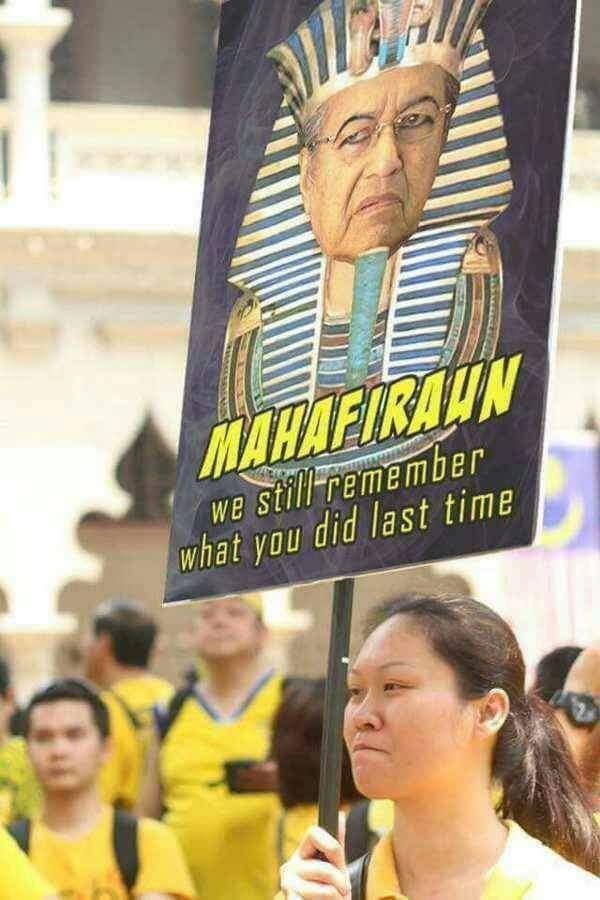 Diktator Mahathir Mana Pernah Debat Terbuka