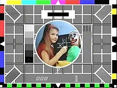 The truly exhilarating excitement of the Test card