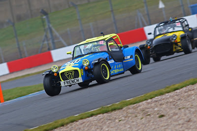 Roadsport fun at Donington Park National Circuit