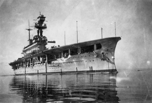 15 March 1940 worldwartwo.filminspector.com HMS Eagle
