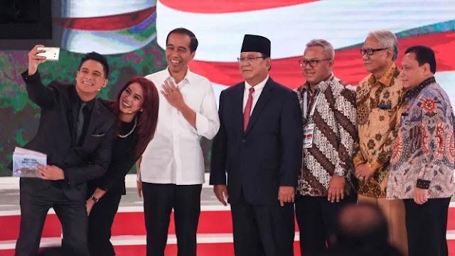 TKN Jokowi Keberatan Jumlah Pendukung Dikurangi saat Debat