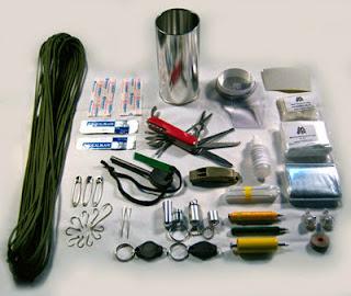 peralatan survival, Peralatan Survival | Survival Kit, SHUNT Magetan, SHUNT Magetan