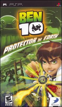 Ben 10 Protector of Earth [PSP - ISO] Español [MEGA]