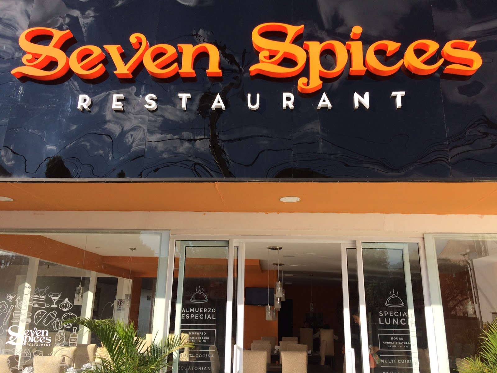 Directory seven spices restaurant for 7 spices asian cuisine