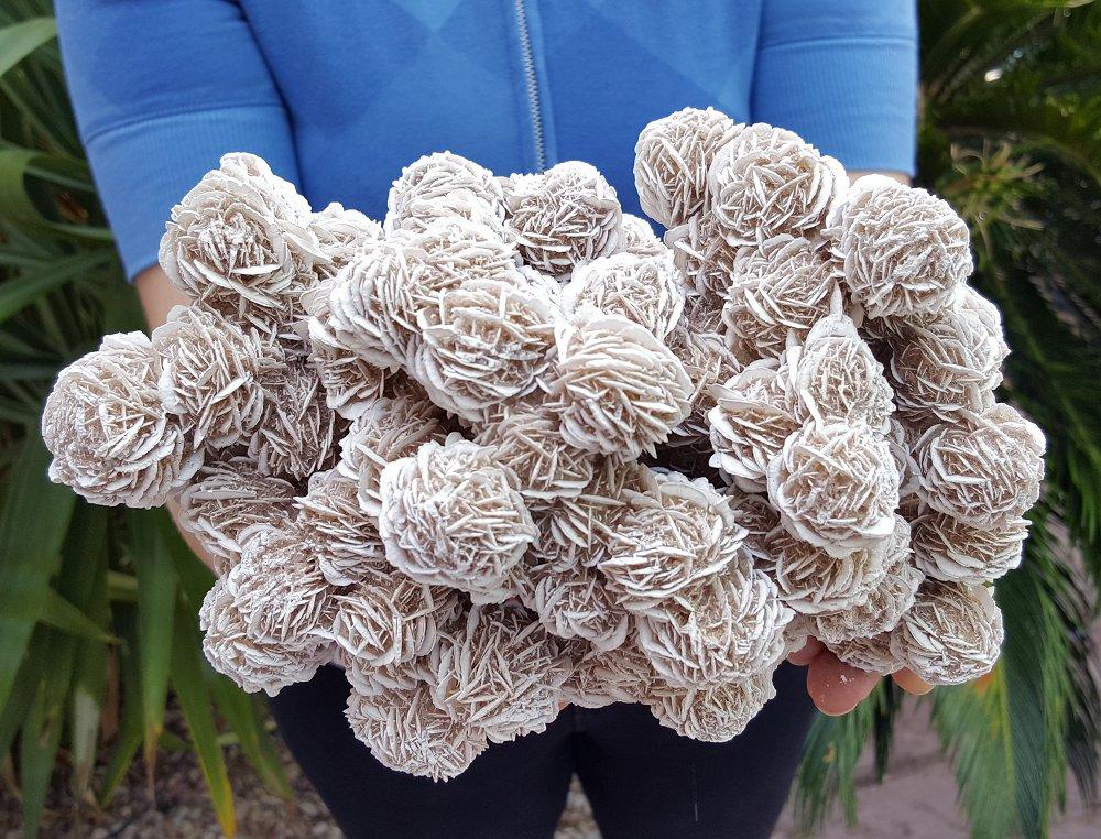 How Do Desert Roses Form?