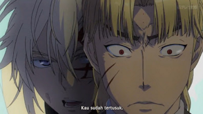 D.Gray-man Hallow Episode 2 Subtitle Indonesia