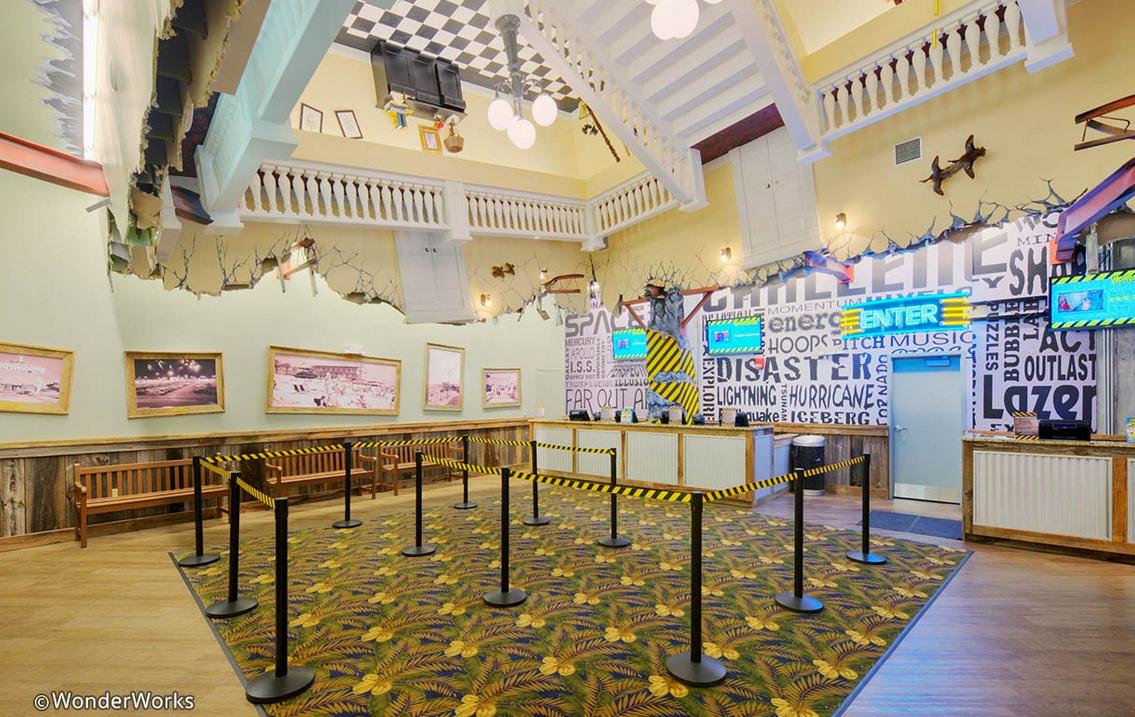 Wonderworks Orlando FL Wedding Venues