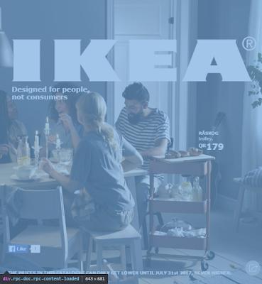 IKEA  Catalog 2017 → Qatar