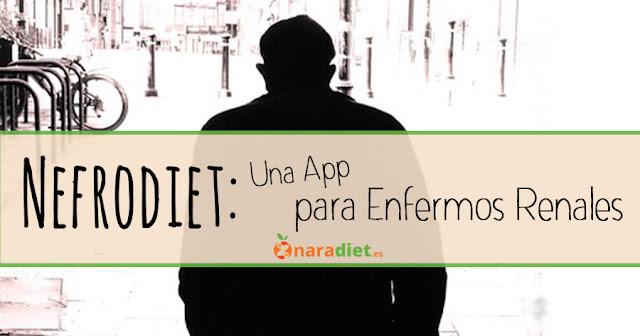 Nefrodiet: Una App para enfermos renales
