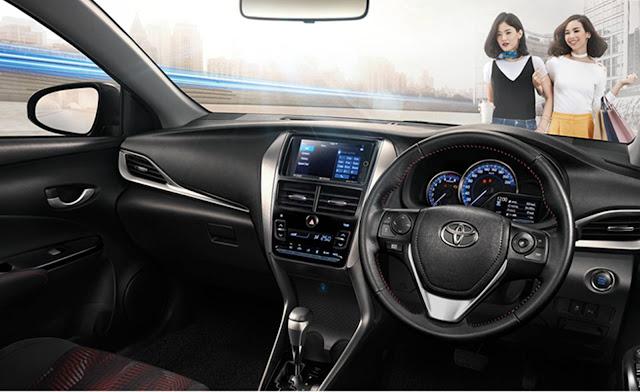 Toyota Yaris Sedã 2018