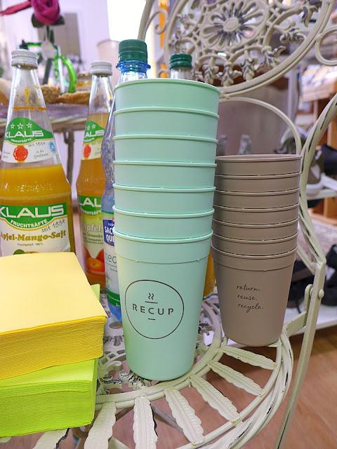 16 Cafés nehmen in Leipzig bereits am Recup Pfandsystem teil