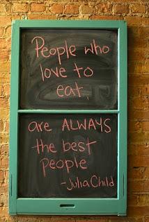 citazioni mangiare cibo