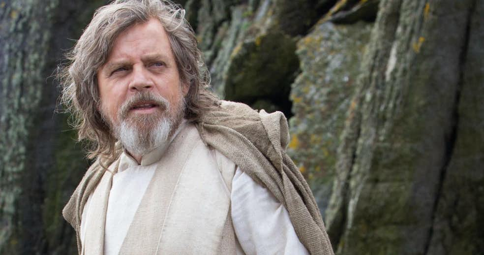 Mark Hamill The Last Jedi