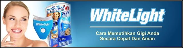 WhiteLight Original Pemutih Gigi Permanen Dalam 3 Minggu - Cara Memutihkan Gigi
