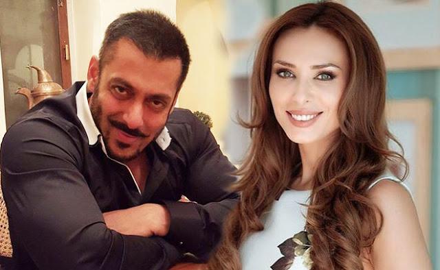 Salman Khan and Luliya Vantur