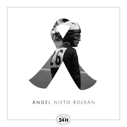 "Angel Nieto ""In Memoriam"""