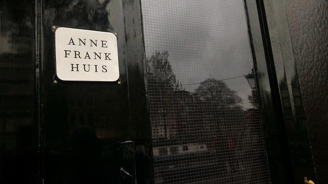 Casa de Anna Frank en Amsterdam