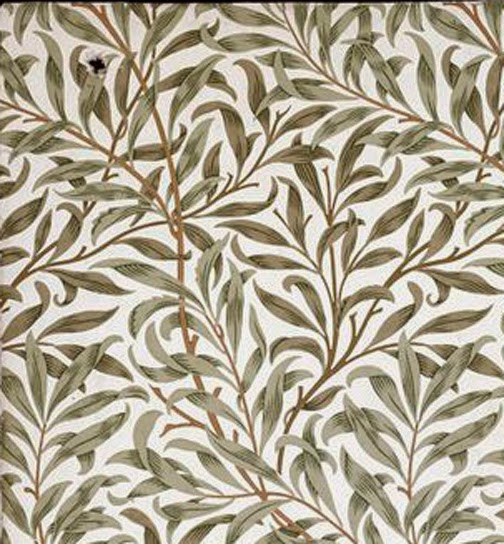Willow Bough Wallpaper Sample In The Collection Of