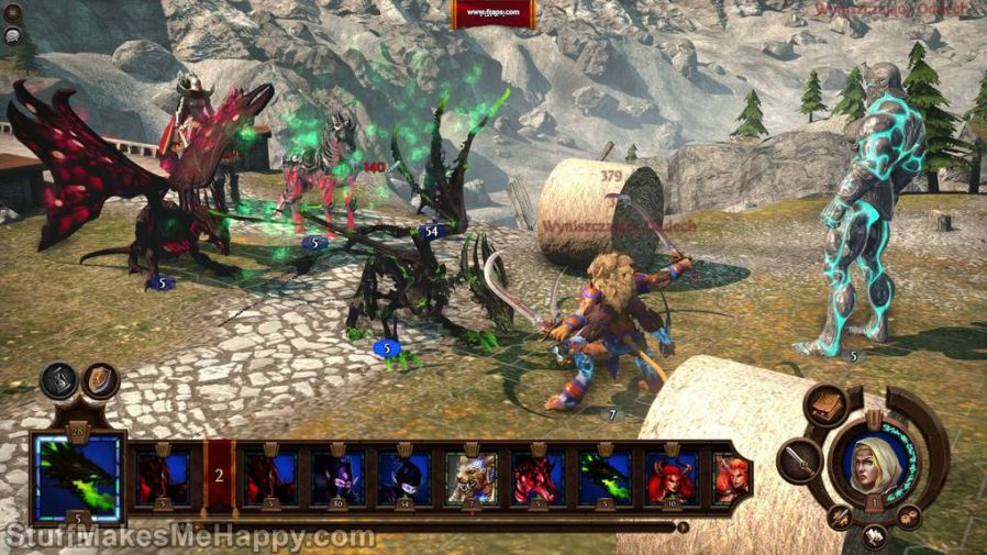 6. Heroes of Might and Magic (1995) and Sword and Magic. Heroes VII (2015)