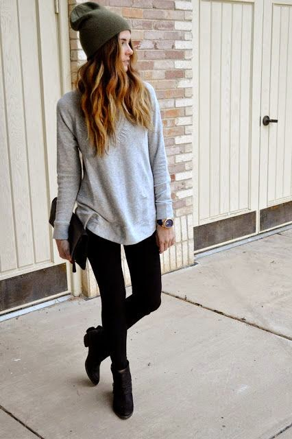 I want pretty LOOK- Outfits para invierno.