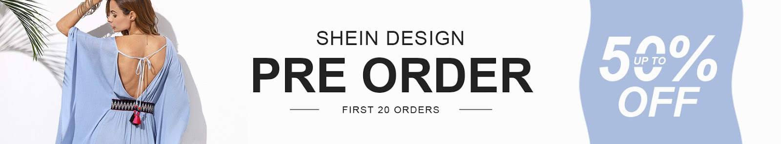 Good news for Shein lovers - free shipping!