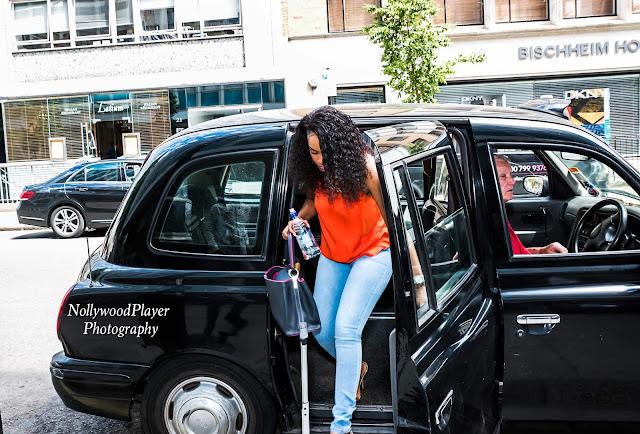 Dillish Mathews Arrives London