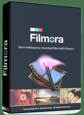 Wondershare Filmora 8.2 Full Version