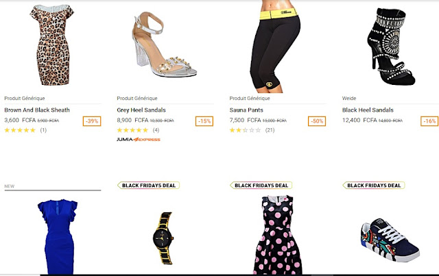 women fashion on jumia