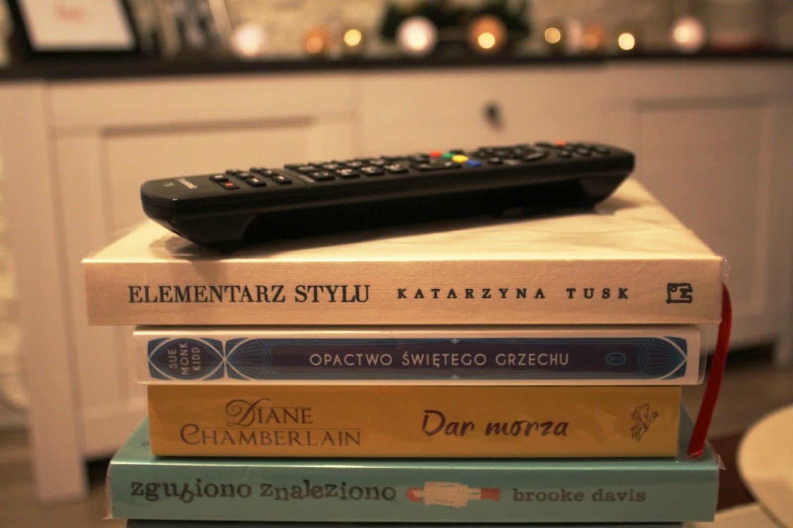 Wieczorową porą, czyli moje listopadowe książkowo-filmowe odkrycia