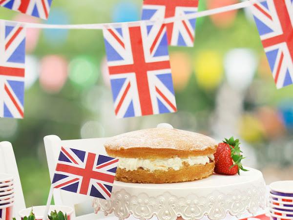 Royal Wedding Garden Party Ideas